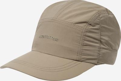 CRAGHOPPERS Sportcap in beige, Produktansicht