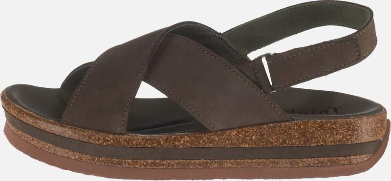 Think! Sandalen 'zega' Brokat Damen Schuhe Sandaletten