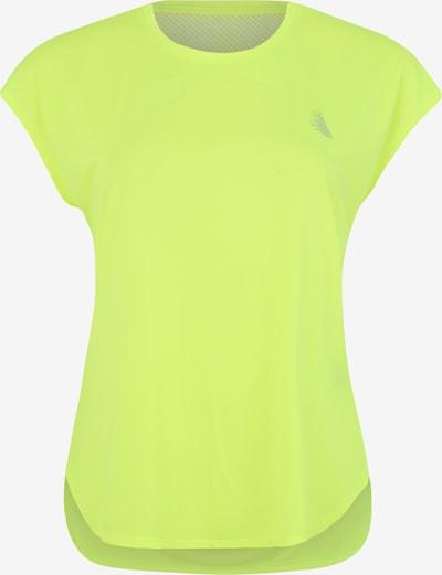 Sportiniai marškinėliai 'ADIANA' iš Active by Zizzi , spalva - neoninė geltona, Prekių apžvalga
