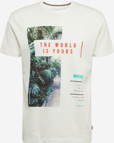 ESPRIT T-Shirt in offwhite, Produktansicht
