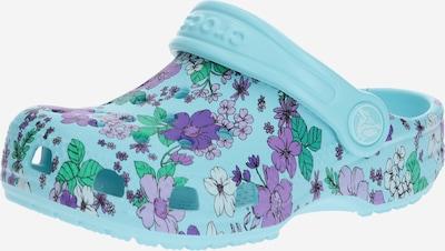 Crocs Vaļējas kurpes pieejami tirkīza, Preces skats