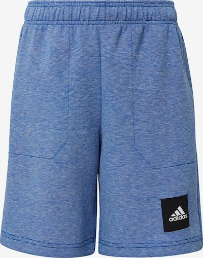 ADIDAS PERFORMANCE Shorts in himmelblau, Produktansicht