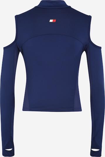 Tommy Sport Koszulka funkcyjna w kolorze ciemny niebieskim, Podgląd produktu