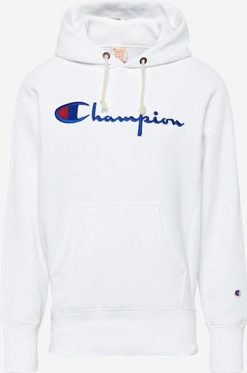 kék / piros / természetes fehér Champion Reverse Weave Tréning póló, Termék nézet