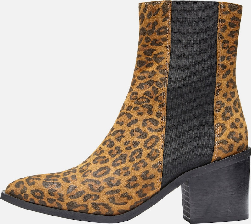 SELECTED FEMME Leoparden Stiefel