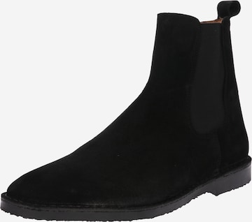 ABOUT YOU Chelsea-bootsit 'Oskar' värissä musta