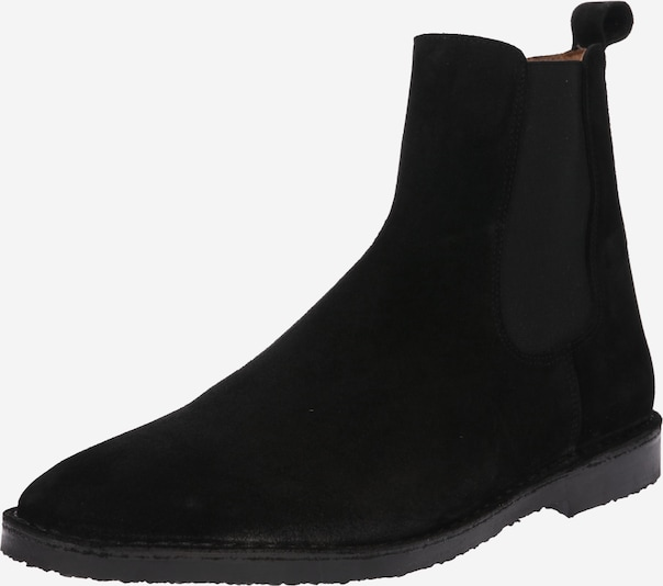 ABOUT YOU Chelsea Boot 'Oskar' in schwarz, Produktansicht