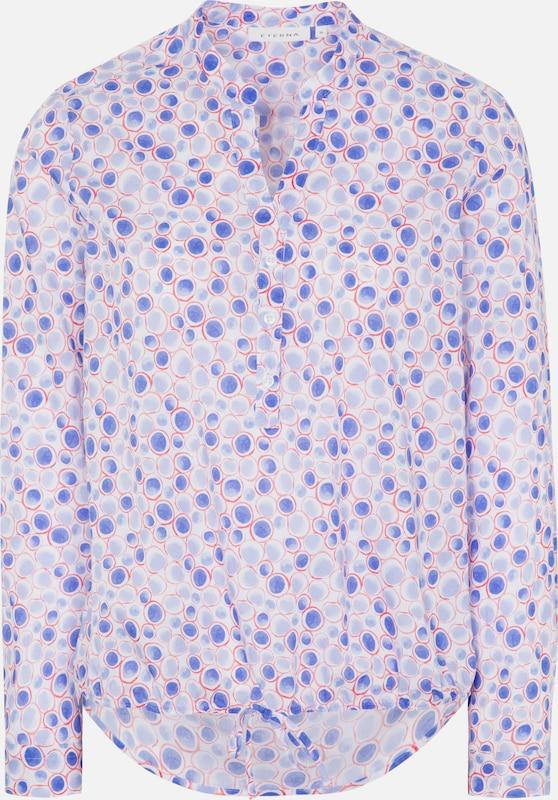 ETERNA ETERNA ETERNA Blause in blau   rauchblau   hellblau   hellrot  Neu in diesem Quartal 08758d