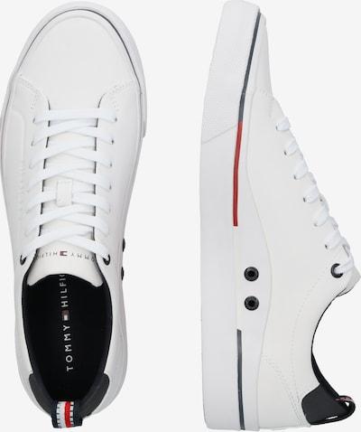 TOMMY HILFIGER Sneakers laag in de kleur Wit: Zijaanzicht