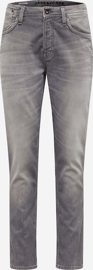JACK & JONES Jeans 'JJITIM JJLEON' in de kleur Grey denim, Productweergave