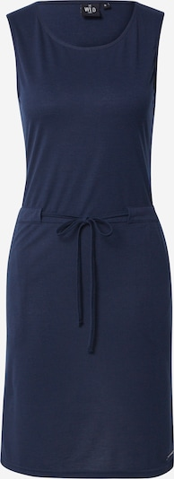 WLD Kleid 'TOUCH OF ICE II' in navy, Produktansicht