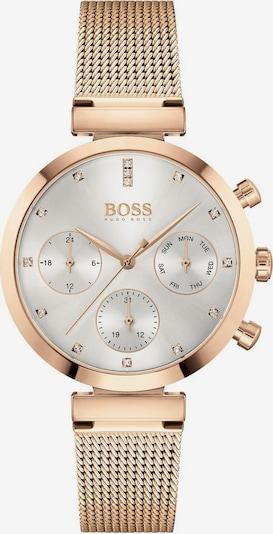 BOSS Analógové hodinky 'FLAWLESS' - ružové zlato / biela, Produkt