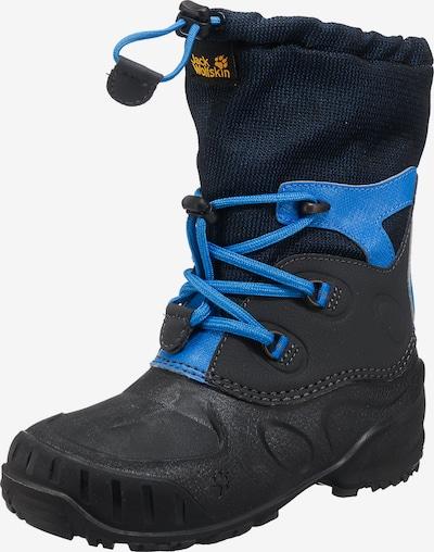 JACK WOLFSKIN Winterstiefel 'ICELAND PASSAGE HIGH K' in blau / schwarz, Produktansicht
