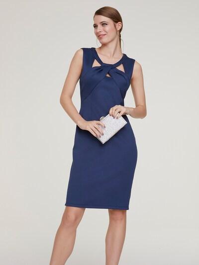heine Kleid in marine, Modelansicht