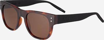 PUMA Sonnenbrille 'PU0270S-001 51' in dunkelbraun / schwarz, Produktansicht