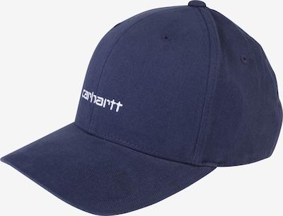 Carhartt WIP Pet 'Script' in de kleur Navy, Productweergave