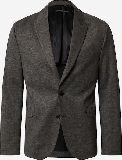 DRYKORN Veste de costume 'Malo' en brun foncé, Vue avec produit