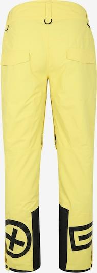 Laisvalaikio kelnės iš CHIEMSEE , spalva - geltona: Vaizdas iš galinės pusės