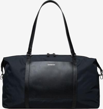 SANDQVIST Cestovná taška 'HELLEN' - čierna, Produkt