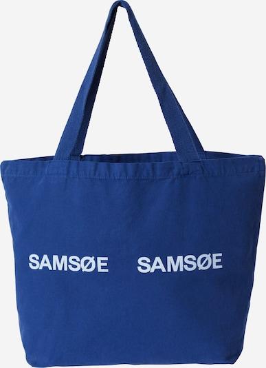 kék Samsoe Samsoe Shopper táska 'Frinka', Termék nézet
