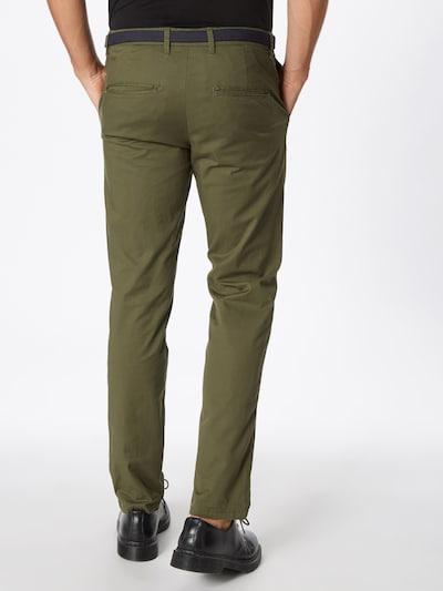 SELECTED HOMME Hose in khaki: Rückansicht