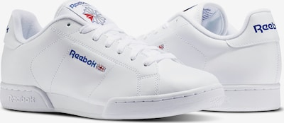 REEBOK Sneaker 'NPC II' in weiß, Produktansicht