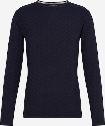 INDICODE JEANS Pullover 'Graollers' in navy, Produktansicht