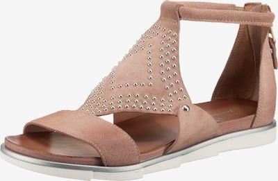 JOLANA & FENENA Klassische Sandalen in rosa, Produktansicht