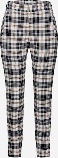 InWear Pantalon 'JannahIW Pant Nica Fit' en noir / blanc, Vue avec produit