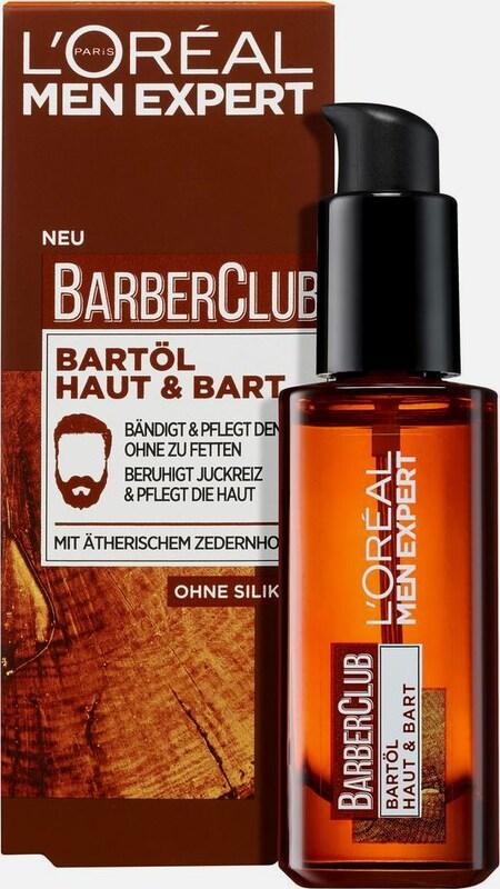 L'Oréal Paris men expert 'Barber Club Bartöl Haut und Bart', Bartpflege