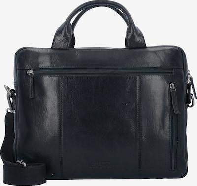LEONHARD HEYDEN Aktentasche 'Roma' in schwarz, Produktansicht