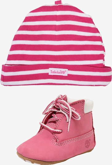 TIMBERLAND Boots 'Crib Bootie with Hat' in pink, Produktansicht
