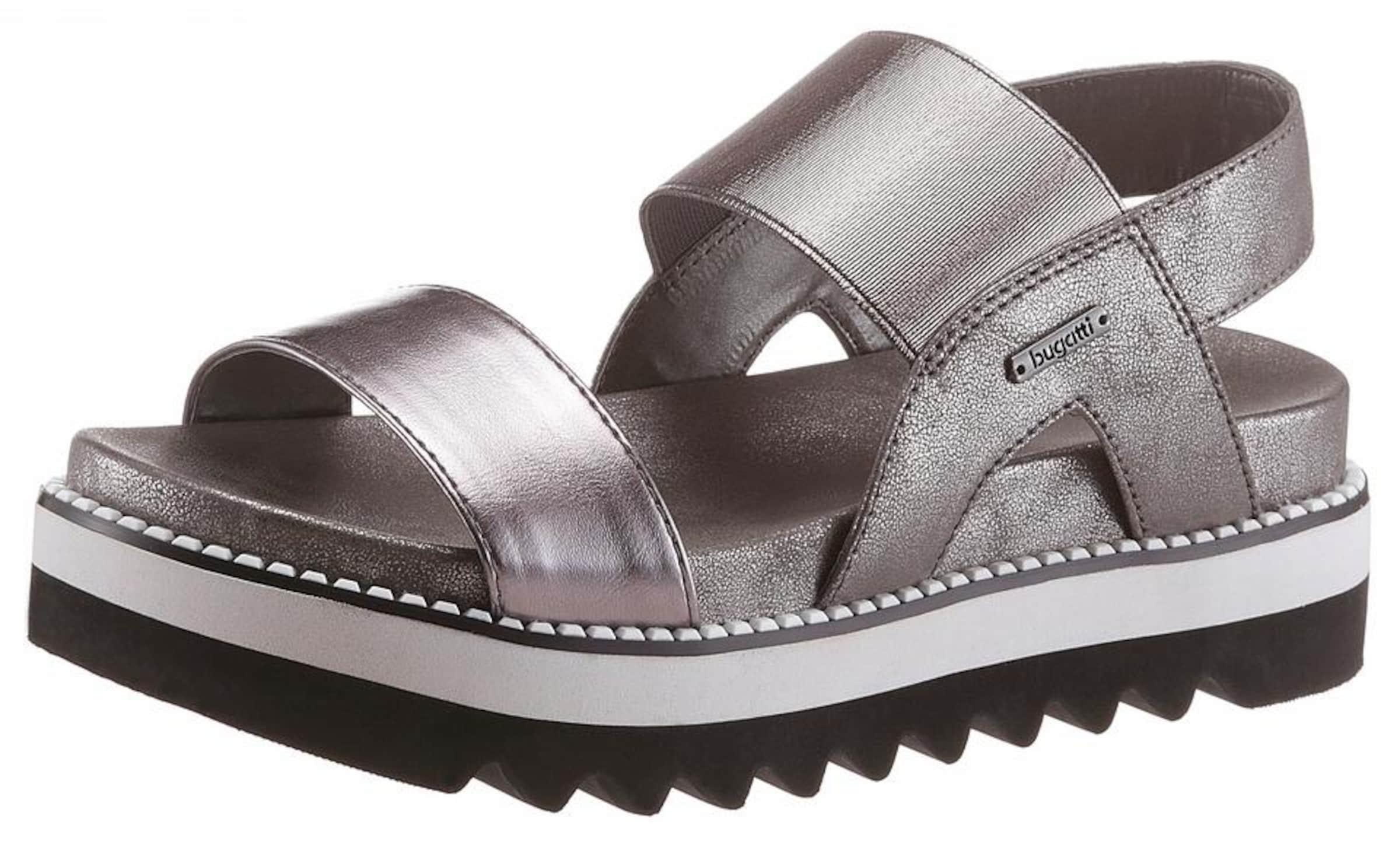 bugatti Sandalette Verschleißfeste billige Schuhe Hohe Qualität