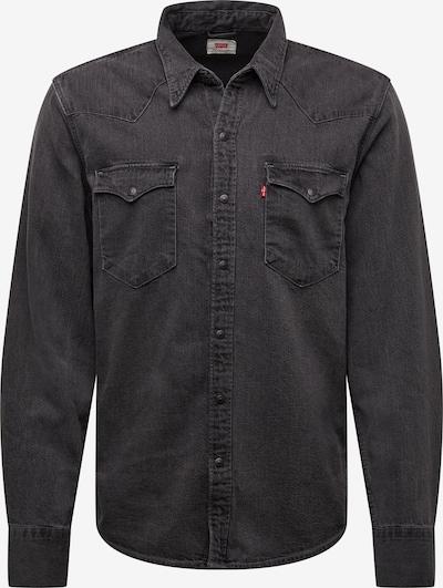LEVI'S Hemd 'Barstow' in schwarz, Produktansicht