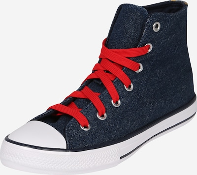 CONVERSE Sneakers ' Chuck Taylor All Star ' in de kleur Navy / Rood, Productweergave
