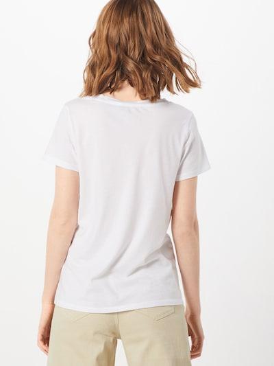 ONLY T-Shirt 'MICKEY VINTAGE' in weiß: Rückansicht