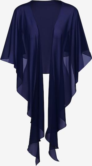 Mască de stofă 'Form Stola' SWING pe albastru noapte, Vizualizare produs