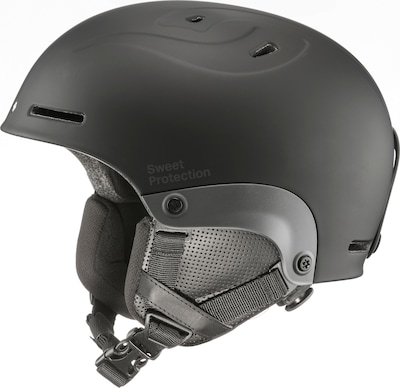 Sweet Protection Skihelm in schwarz, Produktansicht