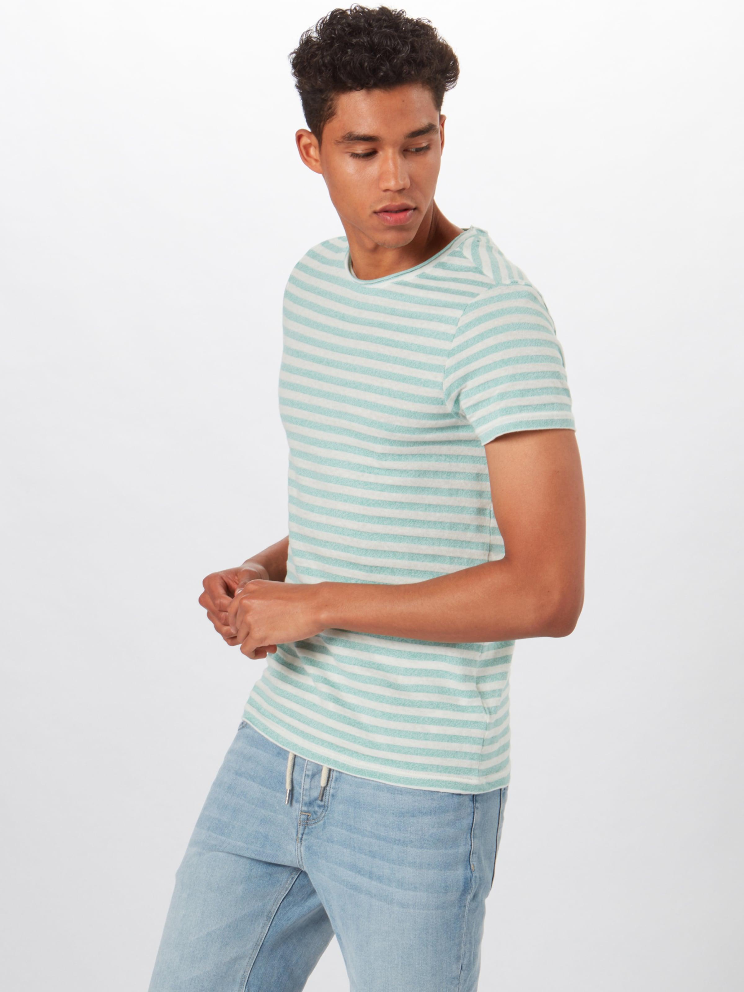 shirt T Review In MintWeiß 'brokenstripe' D9YHIWE2