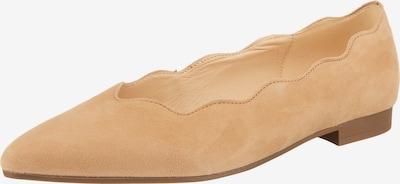 GABOR Klassische Ballerinas in beige / naturweiß, Produktansicht