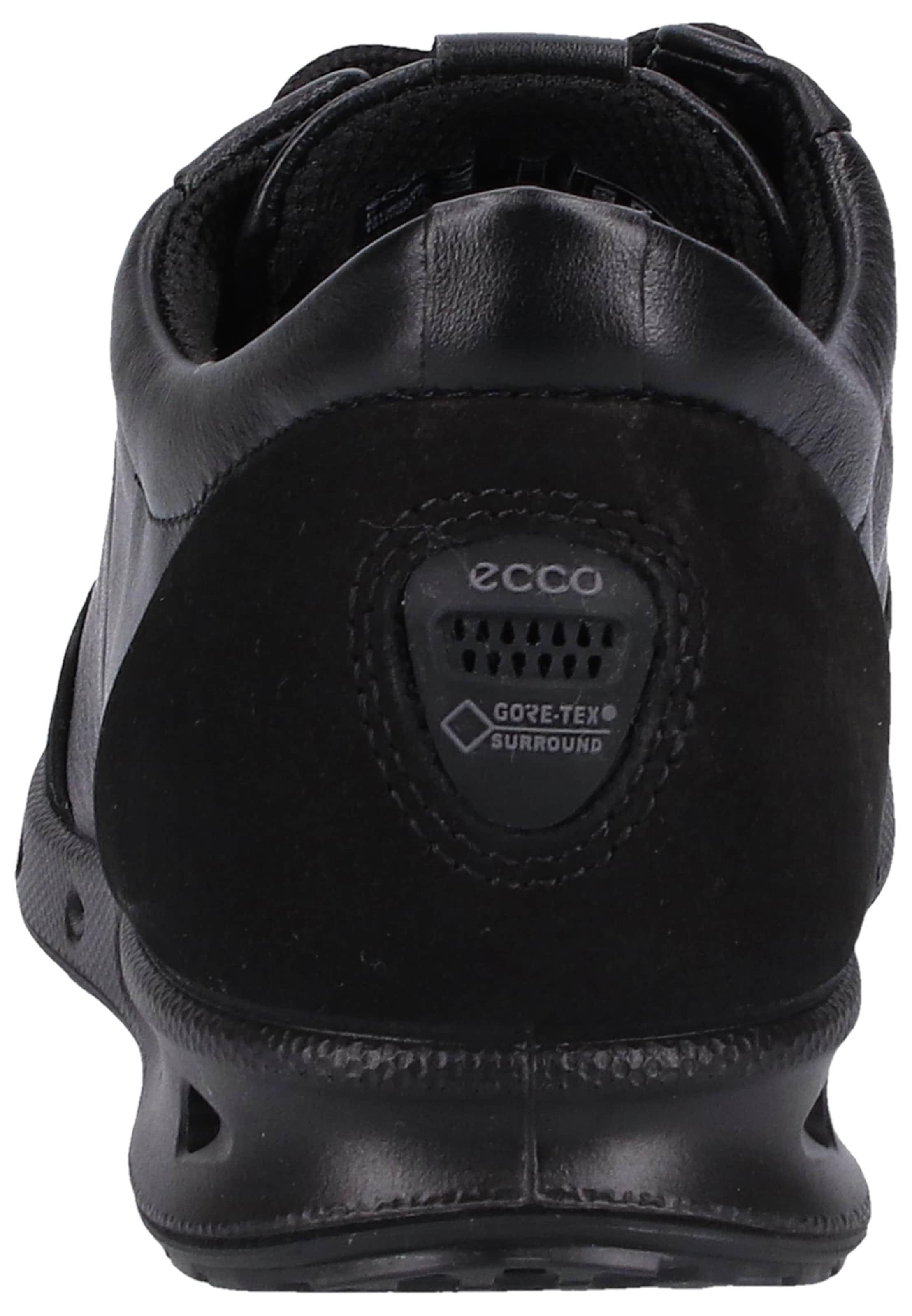 Ecco En Basses Baskets Baskets Noir Ecco NnymOv80w
