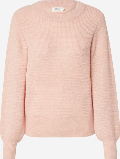 ONLY Pullover 'ONLLEA' in rosa, Produktansicht
