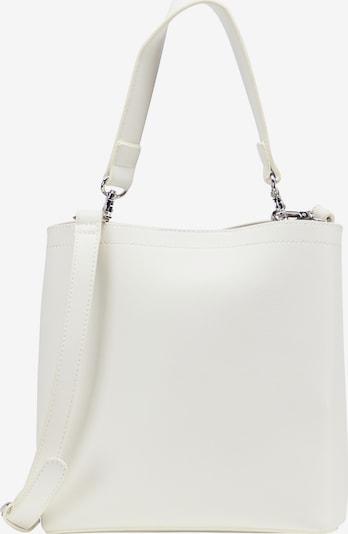 Usha Schultertasche 'White Label' in weiß, Produktansicht