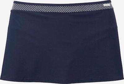LASCANA Strandrock in marine / weiß, Produktansicht
