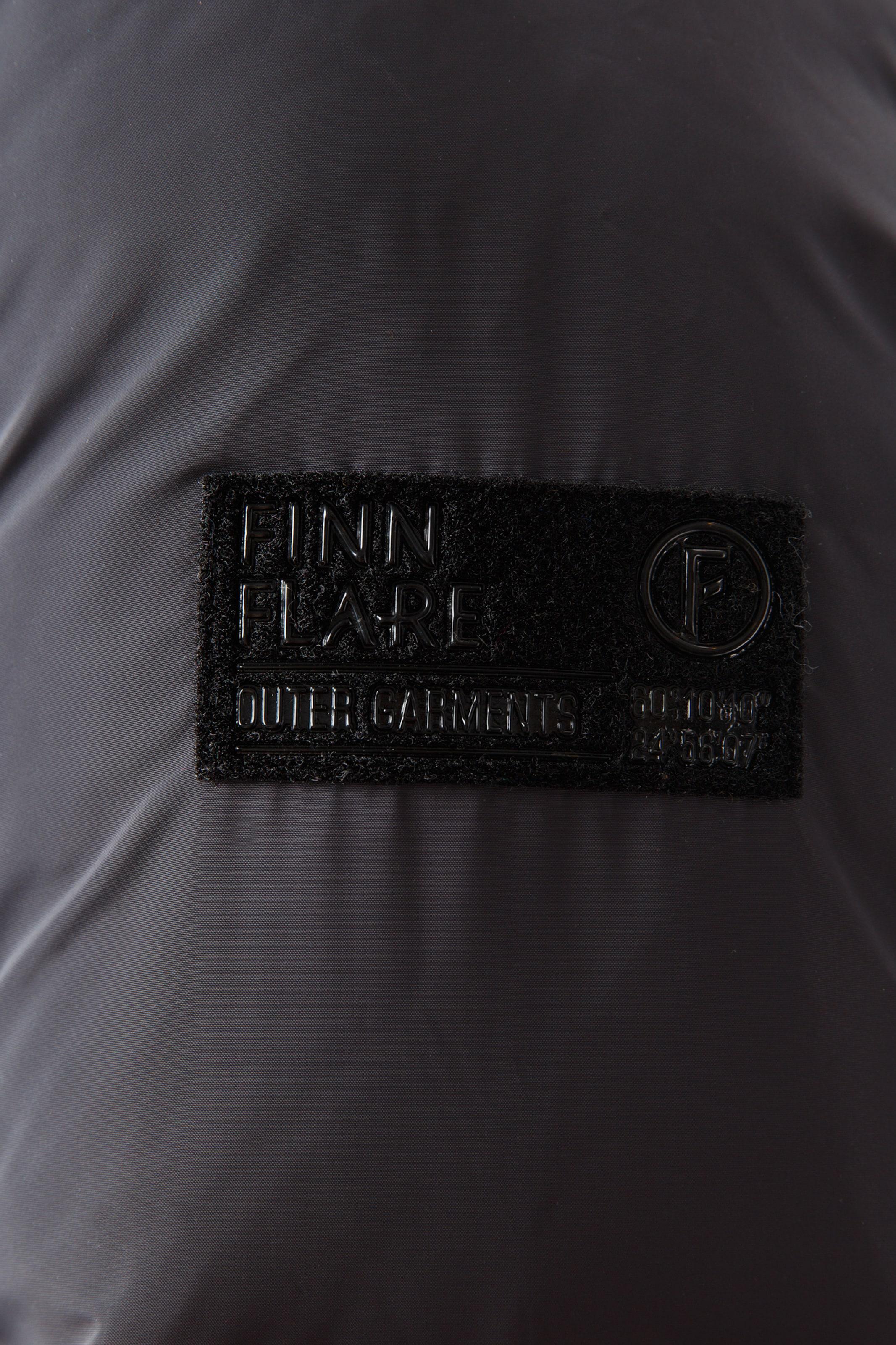 Finn Flare Jacke In Dunkelgrau SUzVpGMq