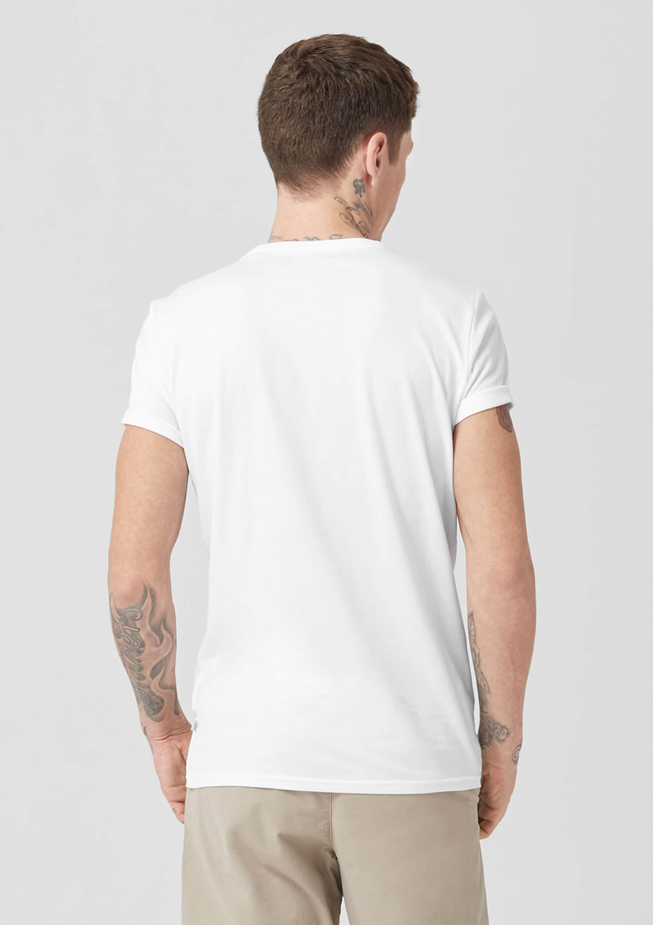 Weiß s Designed Shirt By Q In GelbSchwarz Ybgf76y
