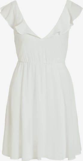 VILA Robe en blanc, Vue avec produit