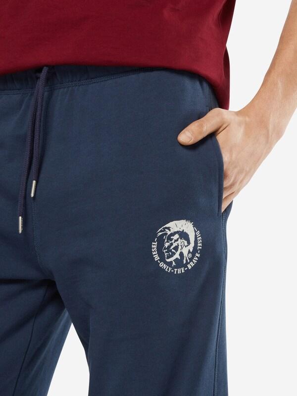 DIESEL Sweathose mit Gummizug 'Umlb - peter trousers'