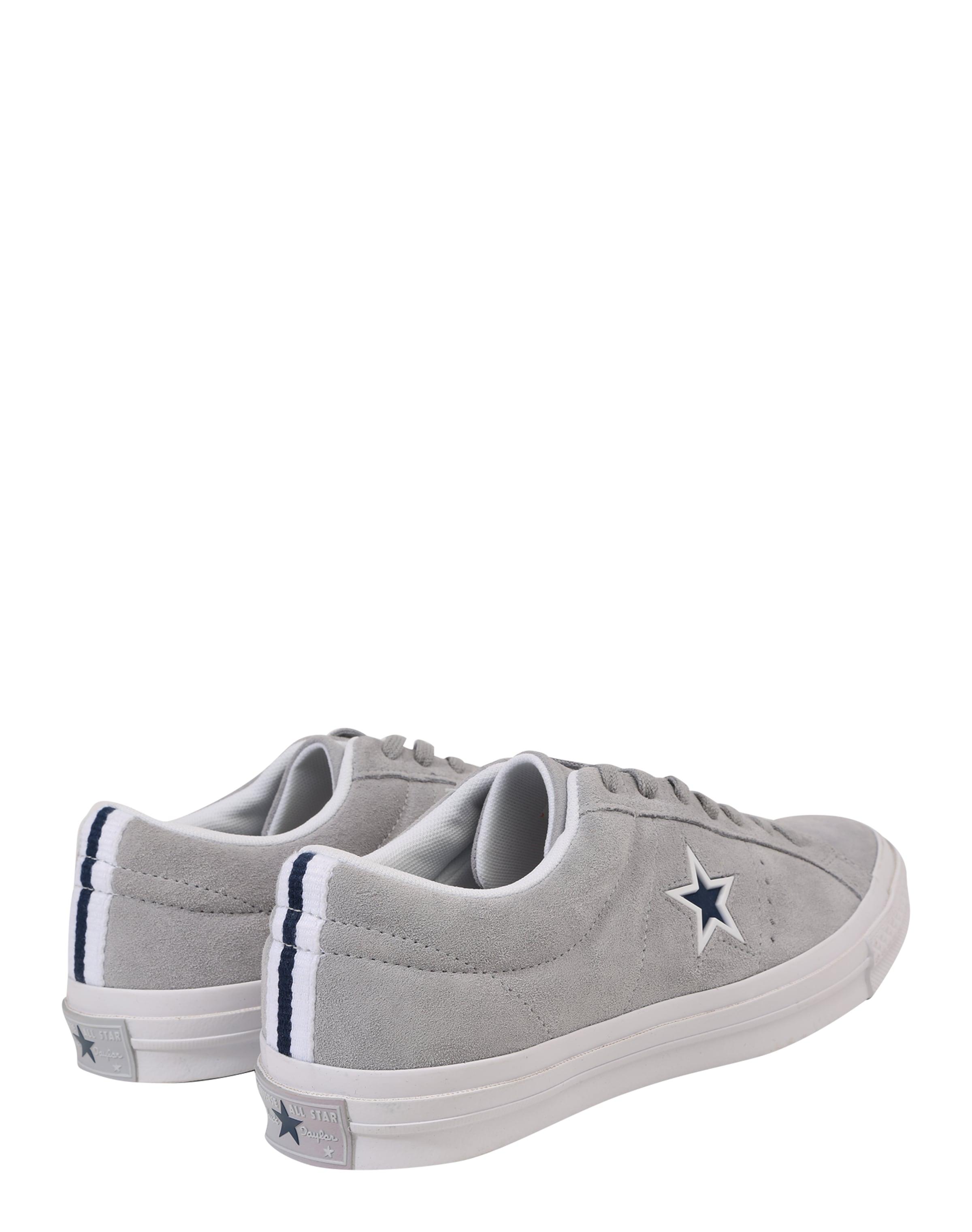 Converse Ox' Laag 'one Grijs Sneakers In Star rISZPrwq