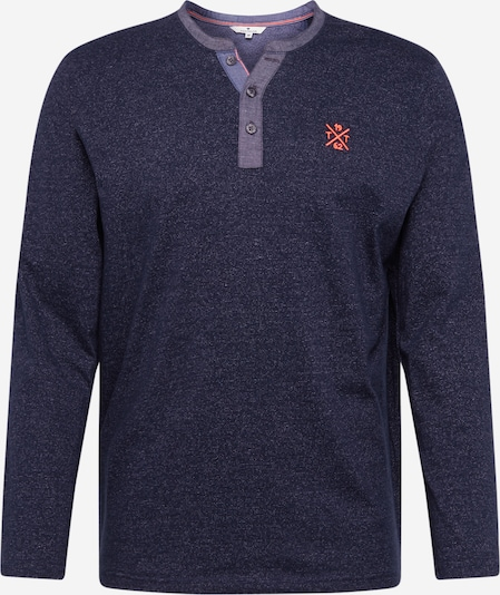 TOM TAILOR Shirt in de kleur Navy, Productweergave